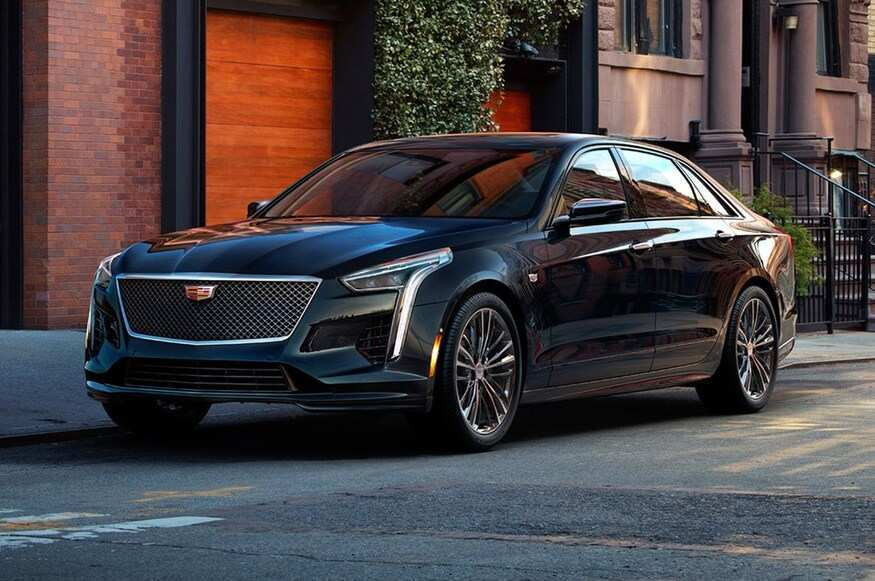 89 A 2019 Cadillac Dts Images