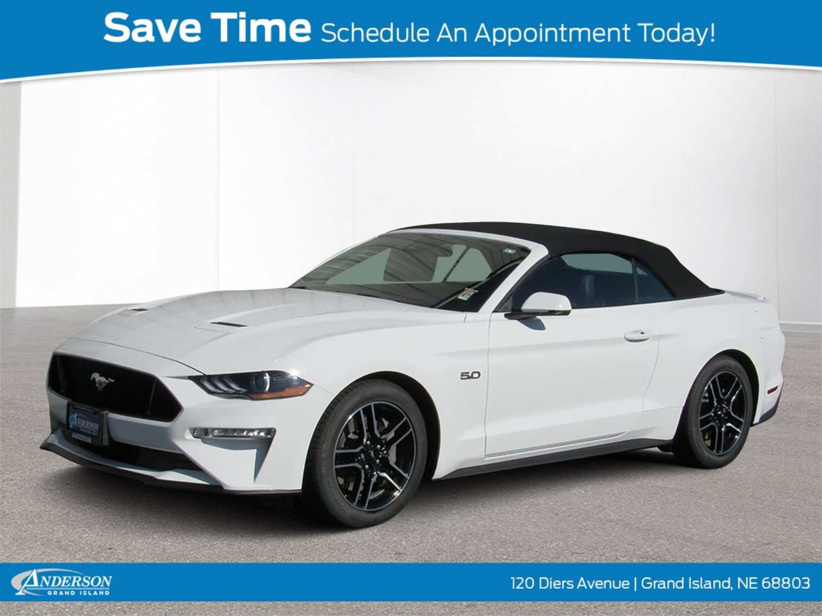 89 A 2019 Ford Convertible Style