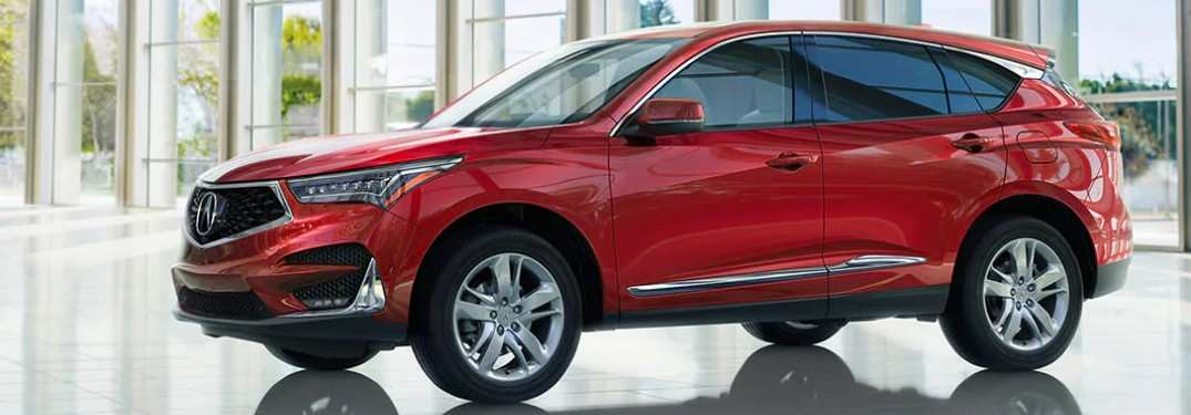 89 A When Will Acura Rdx 2020 Be Available Overview