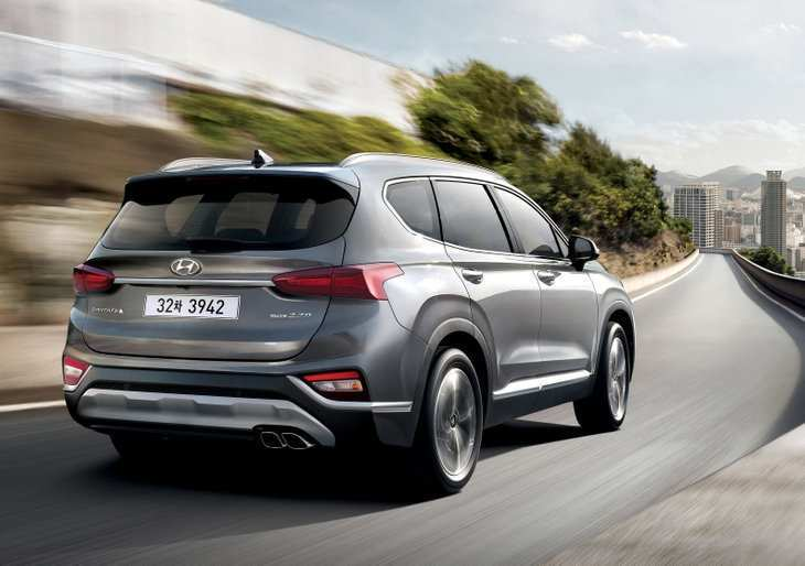 89 All New 2019 Hyundai Santa Fe Launch Review