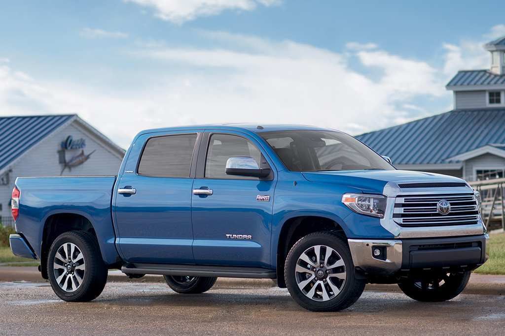 89 All New 2019 Toyota Tundra Truck Price And Review