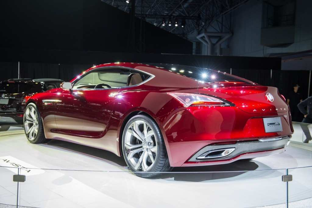 89 All New 2020 Buick Avista Price Design And Review