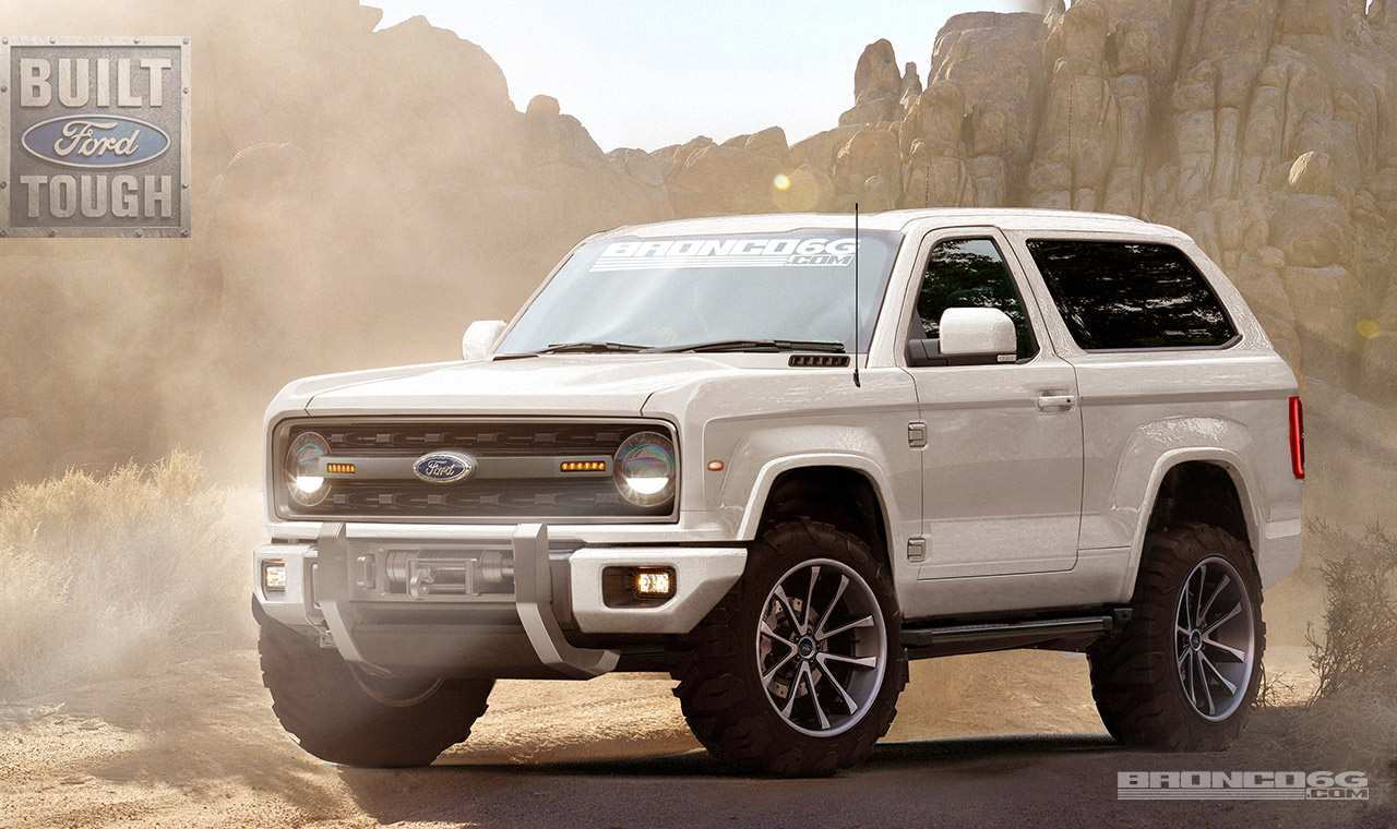 89 All New 2020 Ford Bronco 6G Exterior And Interior