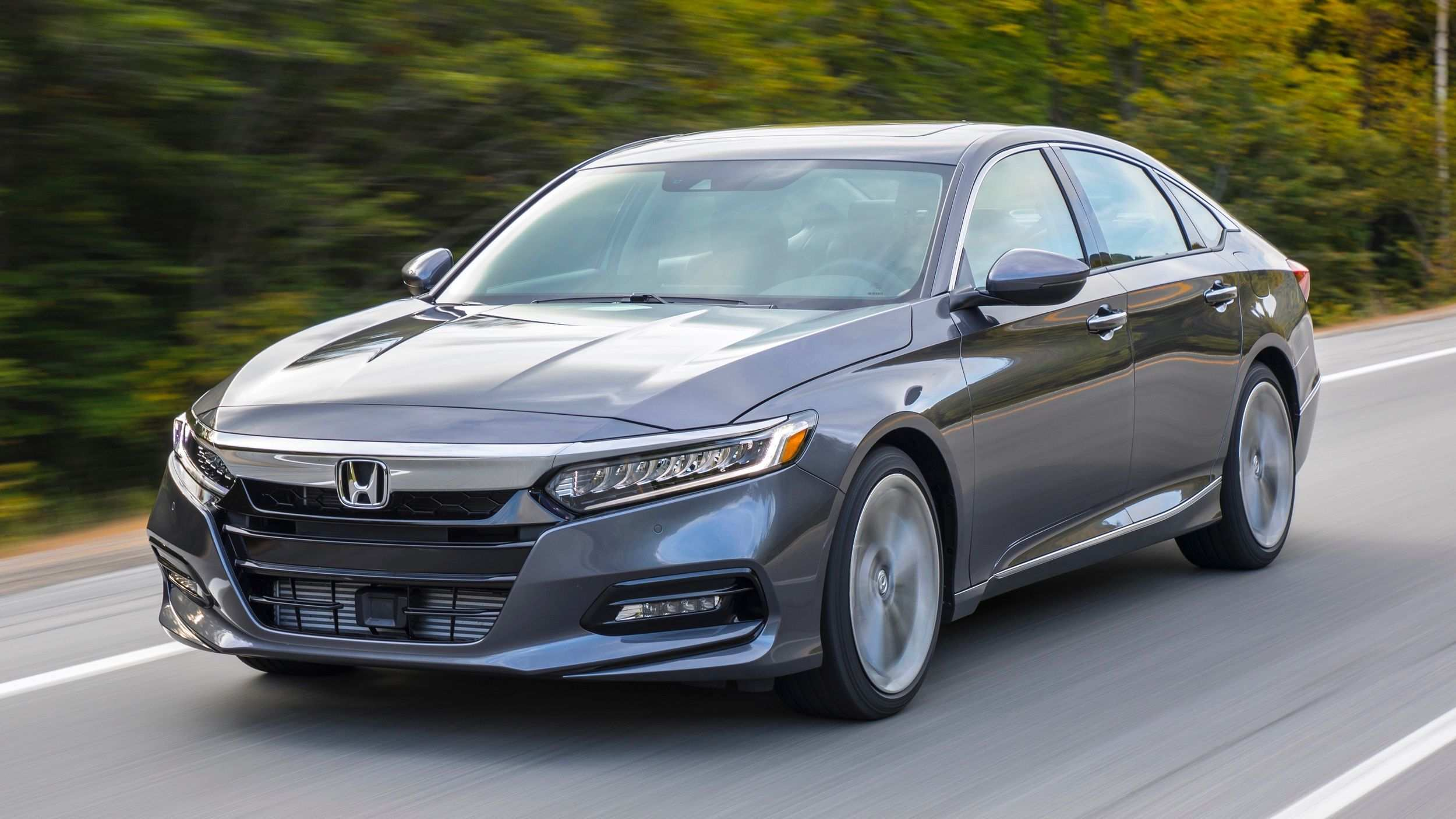 89 All New 2020 Honda Accord Sedan Model