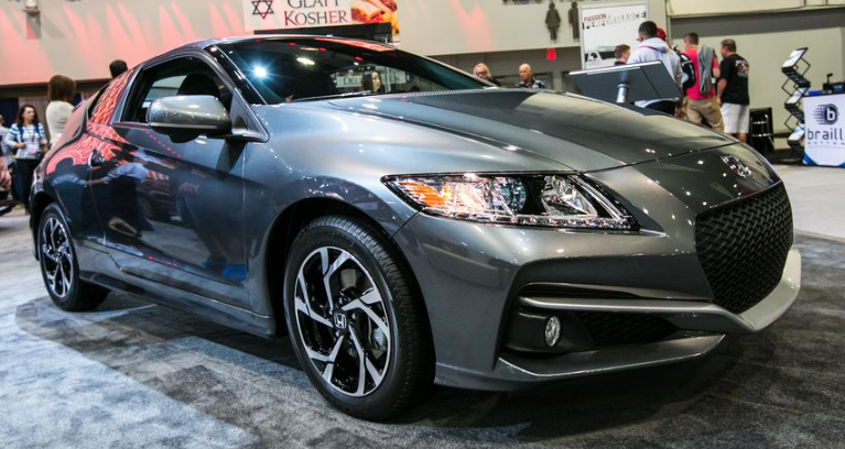 89 All New 2020 Honda Cr Z Picture