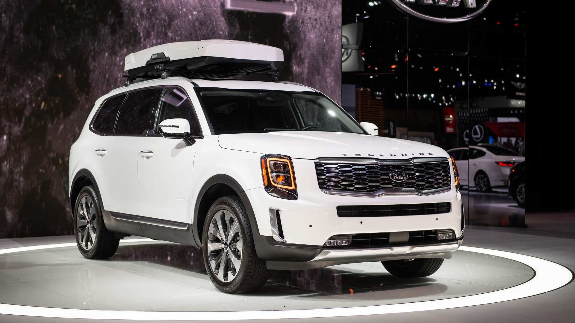 89 Best Kia New Suv 2020 Picture