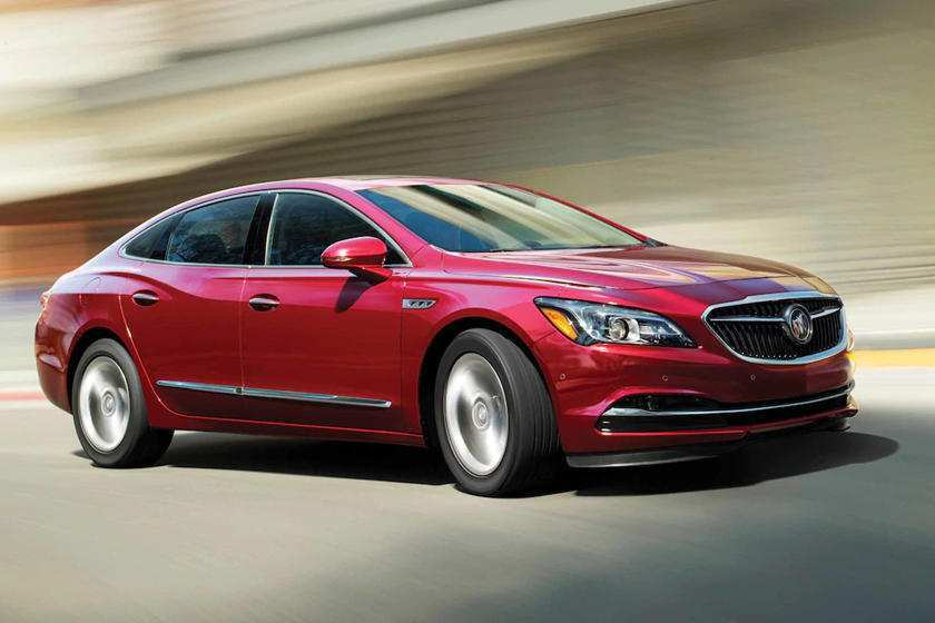 89 New Buick Lacrosse For 2020 History