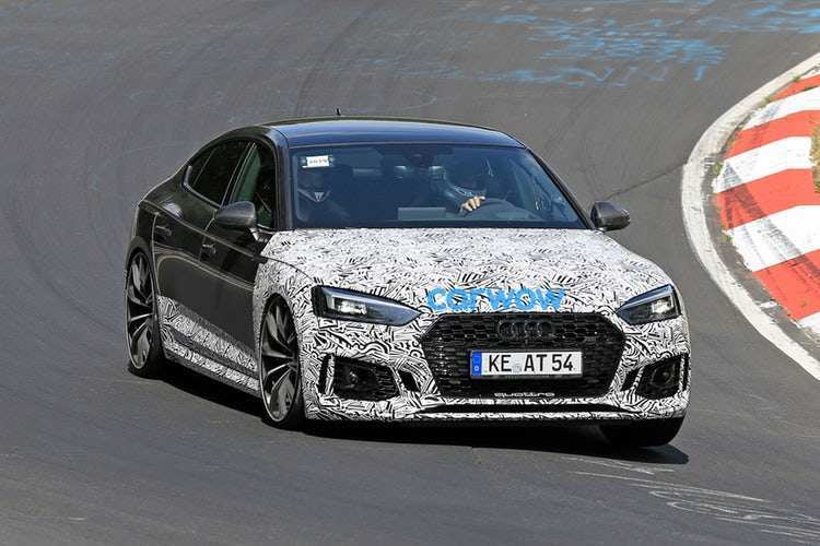 89 The 2020 Audi S5 Spy Shoot