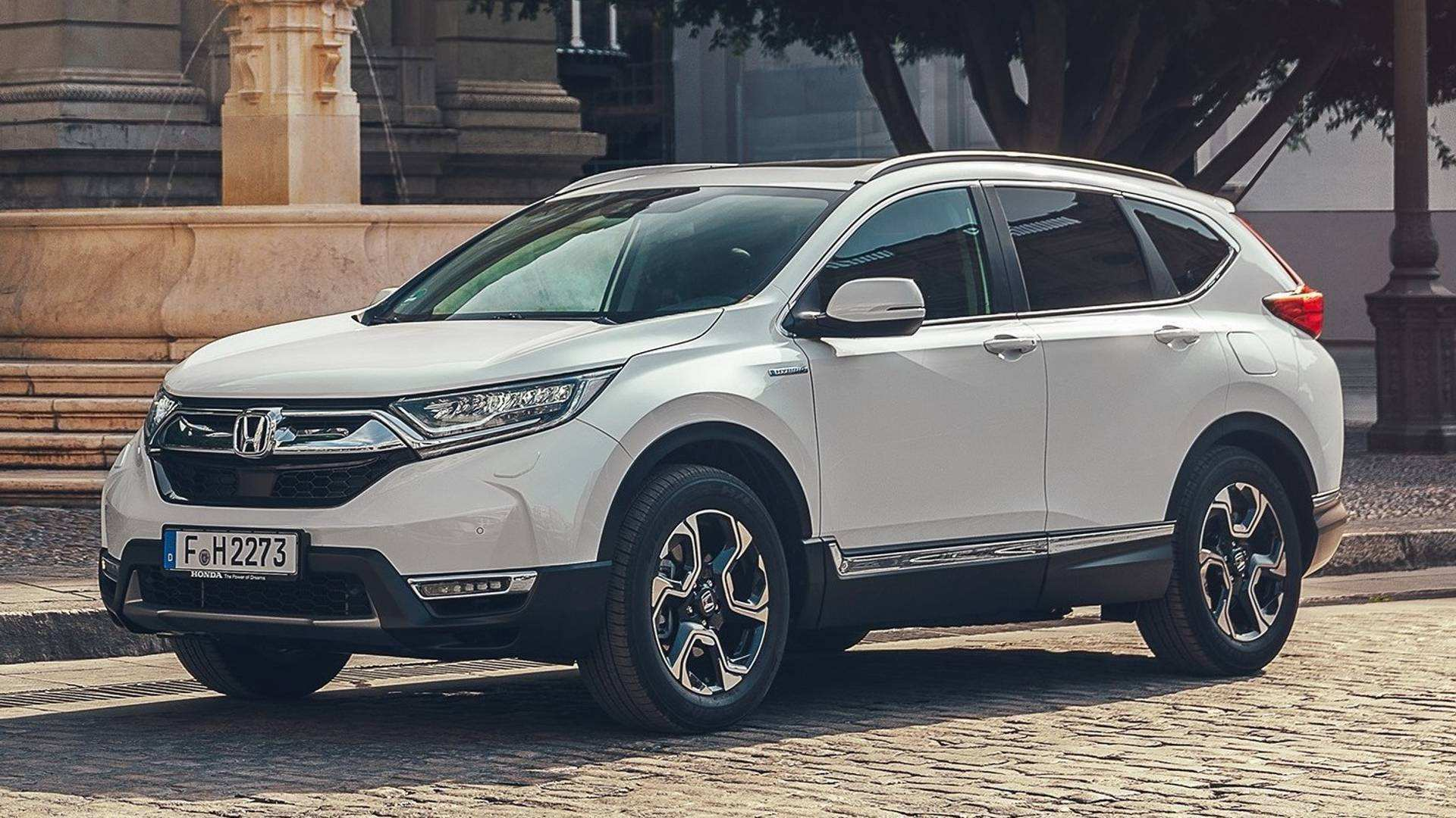 89 The Best 2019 Honda Cr V Engine