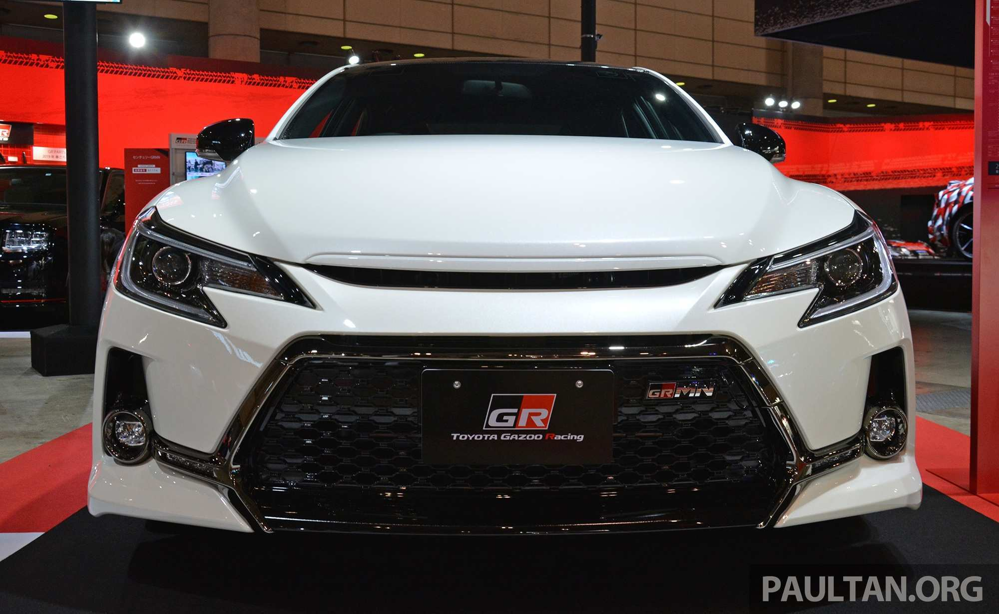89 The Best 2019 Toyota Mark X Performance