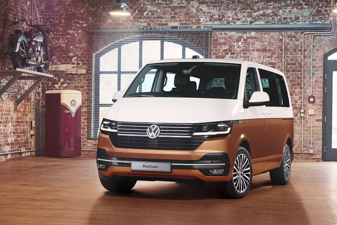 89 The Best 2019 Vw Bulli Model