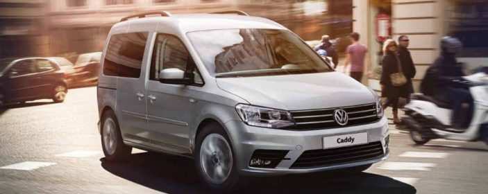 89 The Best 2019 Vw Caddy Release Date