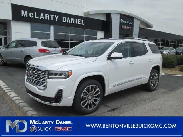 89 The Best 2020 Gmc Acadia Denali Picture