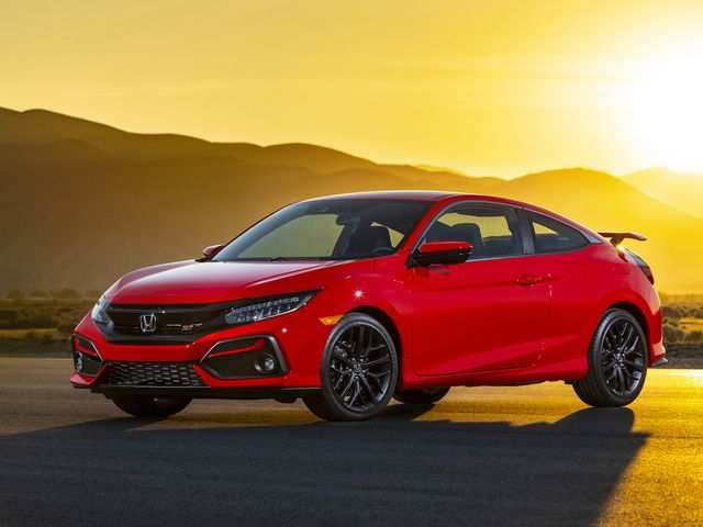 89 The Best 2020 Honda Civic Si Sedan Review And Release Date