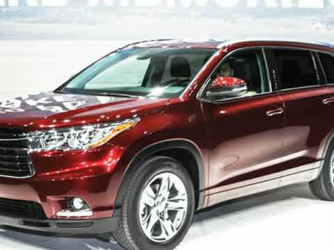 89 The Best 2020 Toyota Highlander Concept New Model And Performance