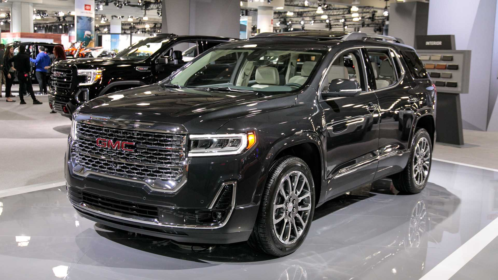 89 The Best New Gmc Acadia 2020 Release Date And Concept