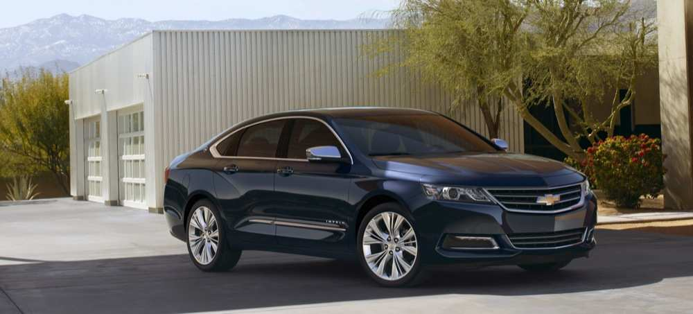 89 The Best Will There Be A 2020 Chevrolet Impala Research New