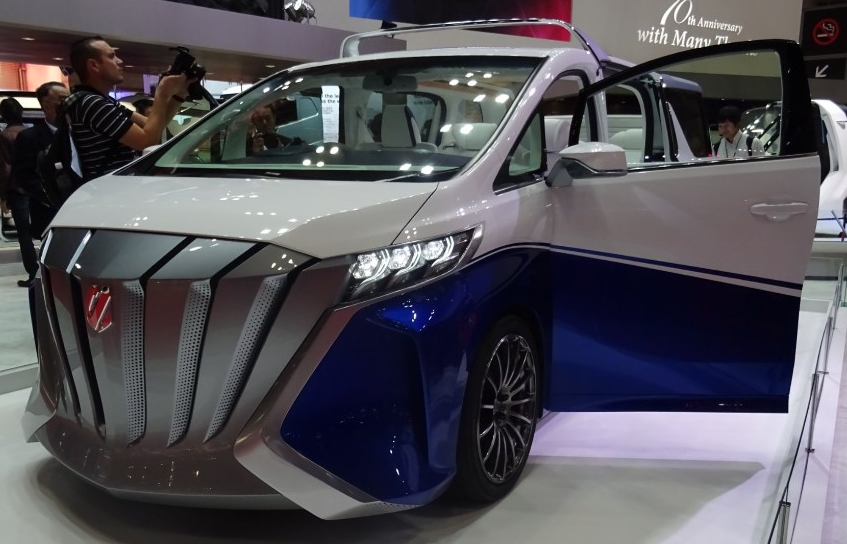 89 The Toyota Vellfire 2020 Price And Release Date