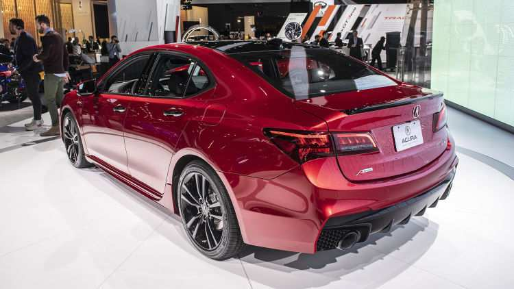 90 A 2020 Acura Tlx Pmc Edition Hp Price And Release Date