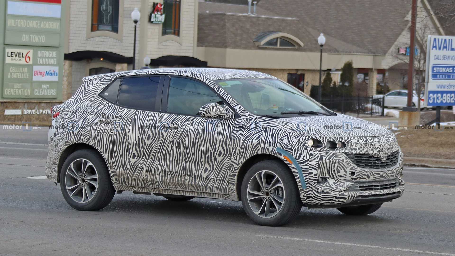 90 A 2020 Buick Encore Reveal Redesign And Concept