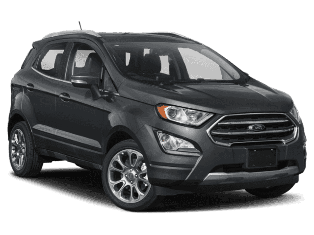 90 A 2020 Ford Ecosport Exterior And Interior