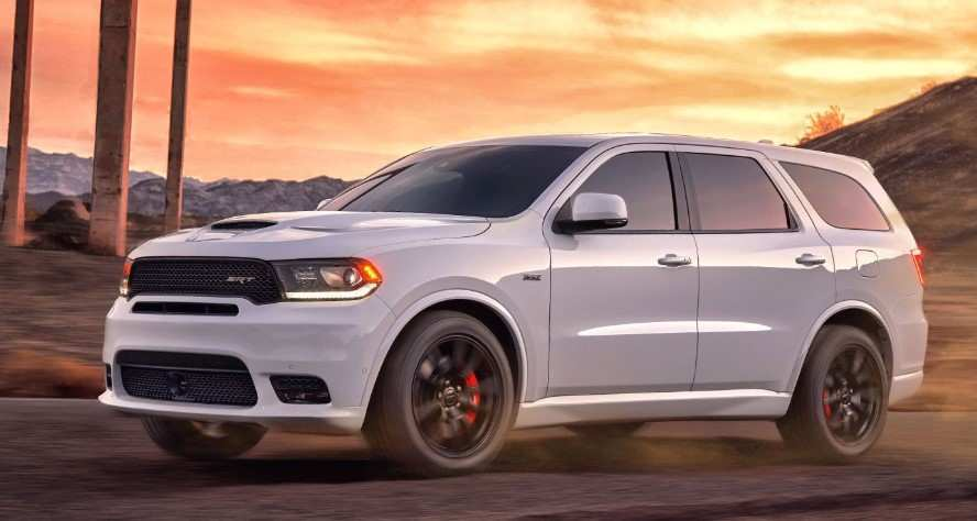 90 A Dodge Durango Srt 2020 Picture