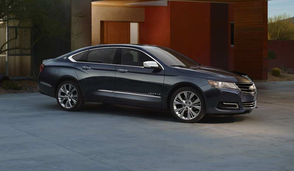 90 A Will There Be A 2020 Chevrolet Impala Wallpaper