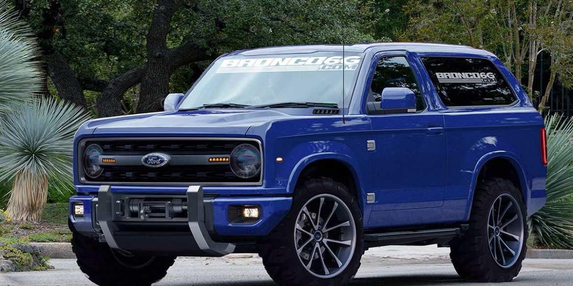 90 All New 2020 Ford Bronco 6G Ratings