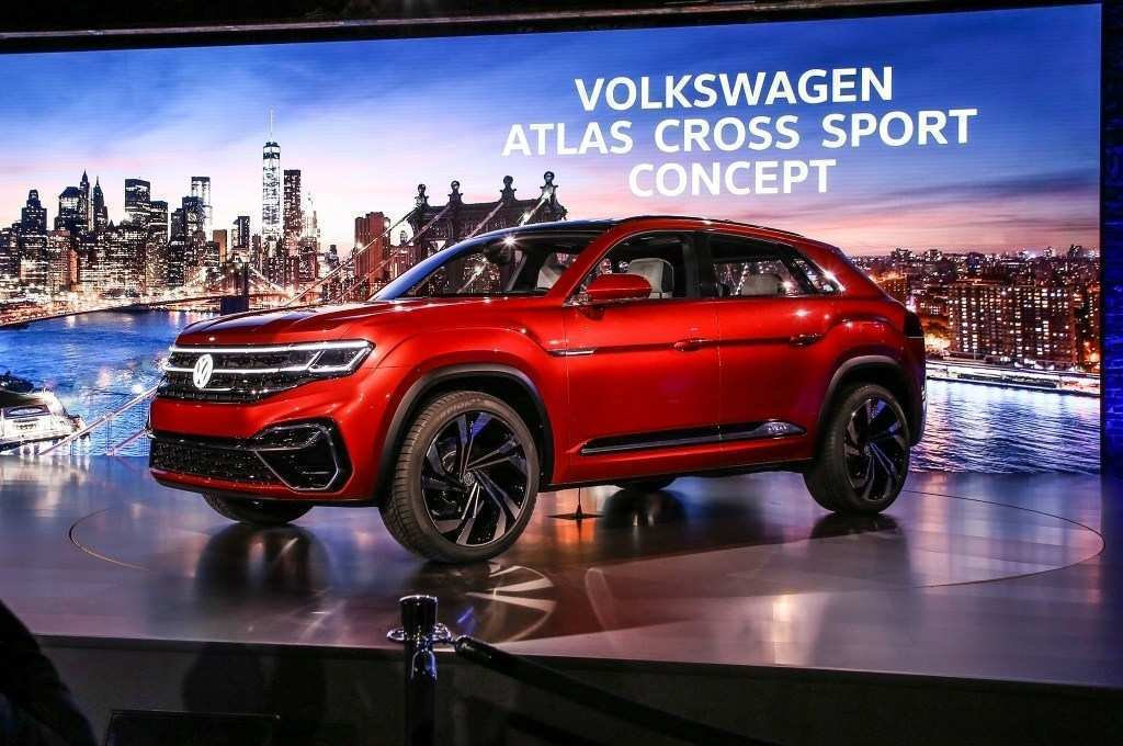90 All New 2020 Volkswagen Atlas Release Date Release Date and Concept