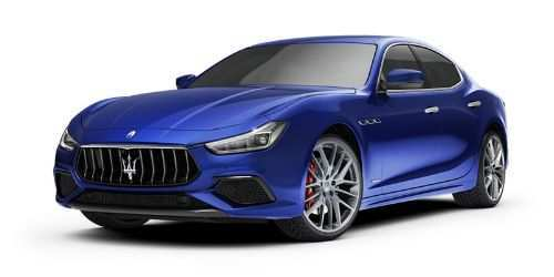 90 New Maserati Elettrica 2019 Redesign And Review