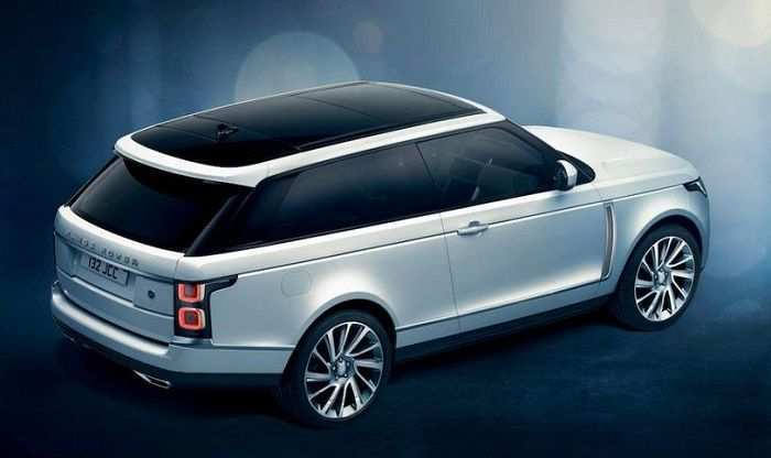 90 The 2019 Land Rover Price Concept And Review