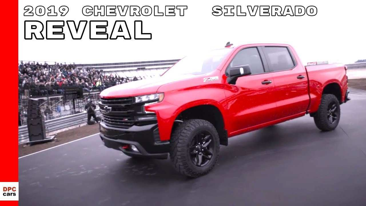 90 The 2019 Silverado Unveil Review