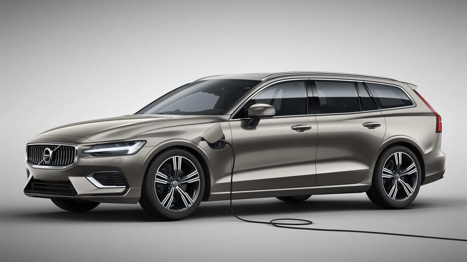 90 The 2019 Volvo Hybrid First Drive