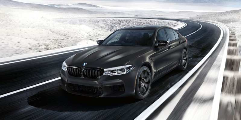 90 The 2020 Bmw M5 Edition 35 Years Spesification