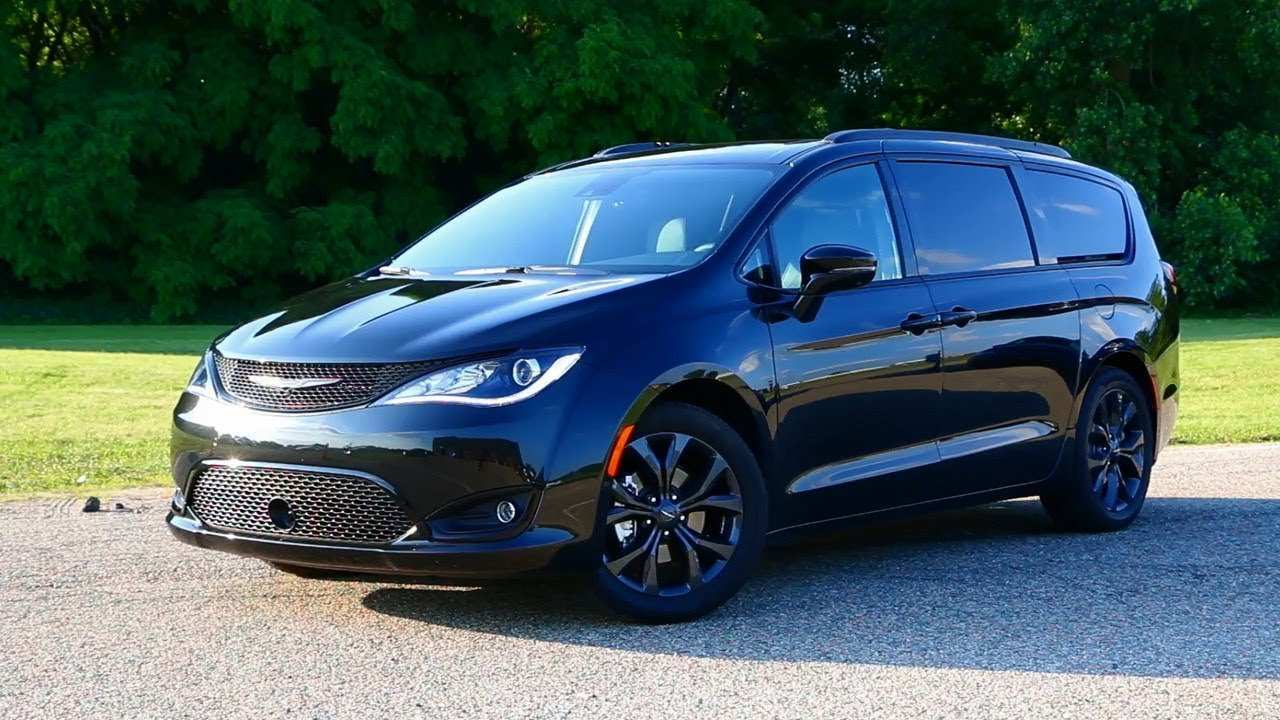 90 The Best 2019 Chrysler Pacifica Review Exterior and Interior
