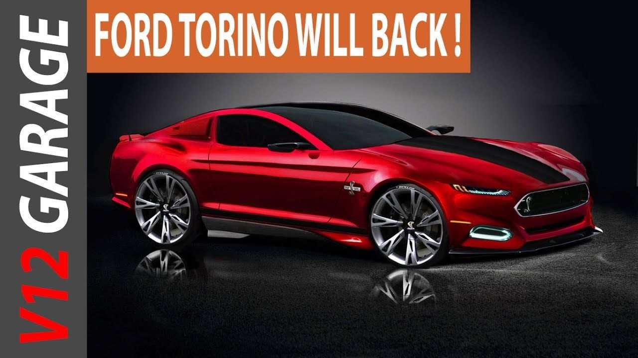 90 The Best 2019 Ford Torino Gt Redesign And Concept