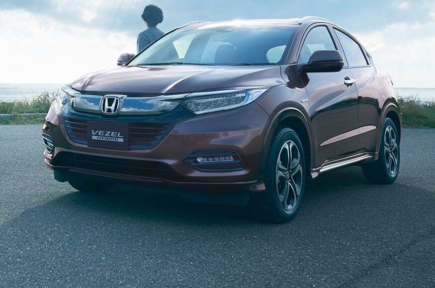 90 The Best 2019 Honda Vezel Pictures