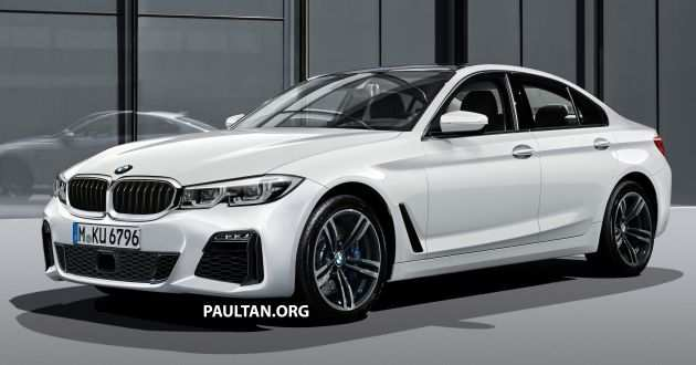 91 A 2019 Bmw 3 Series G20 New Review