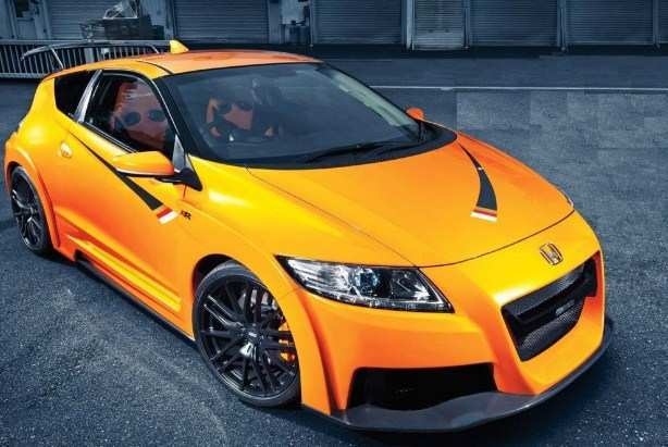 91 A 2020 Honda Cr Z Pictures