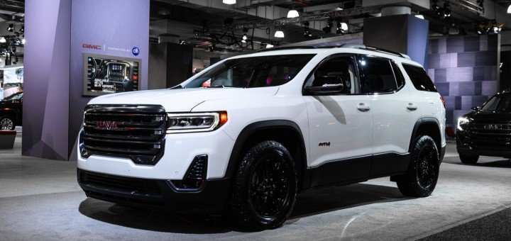 91 A New Gmc Acadia 2020 Specs And Review