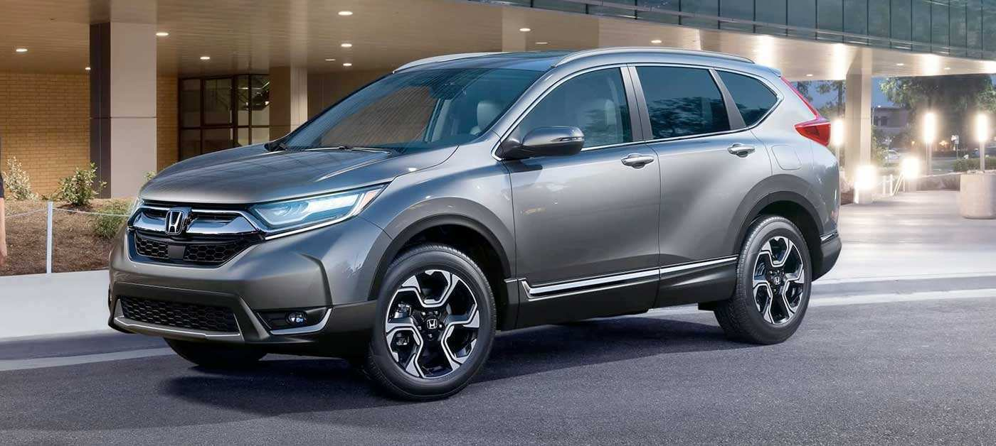 91 All New 2019 Honda Cr V Price And Release Date