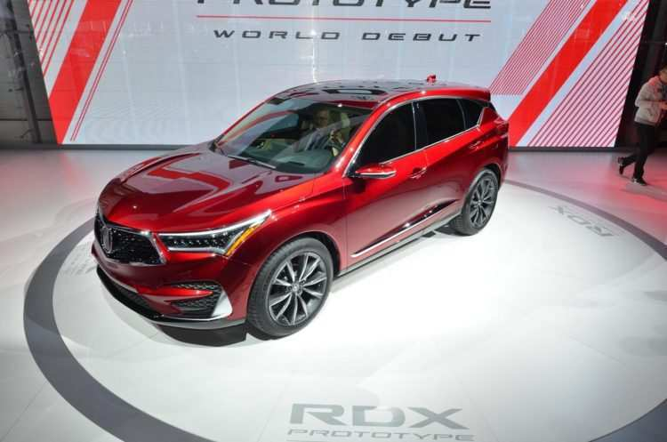 91 Best 2019 Acura Rdx Rumors Specs And Review