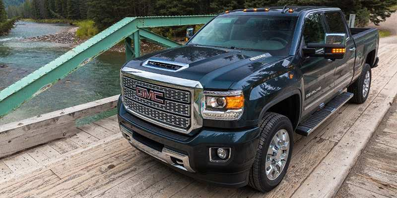 91 Best 2019 Gmc Denali 3500Hd Redesign And Review