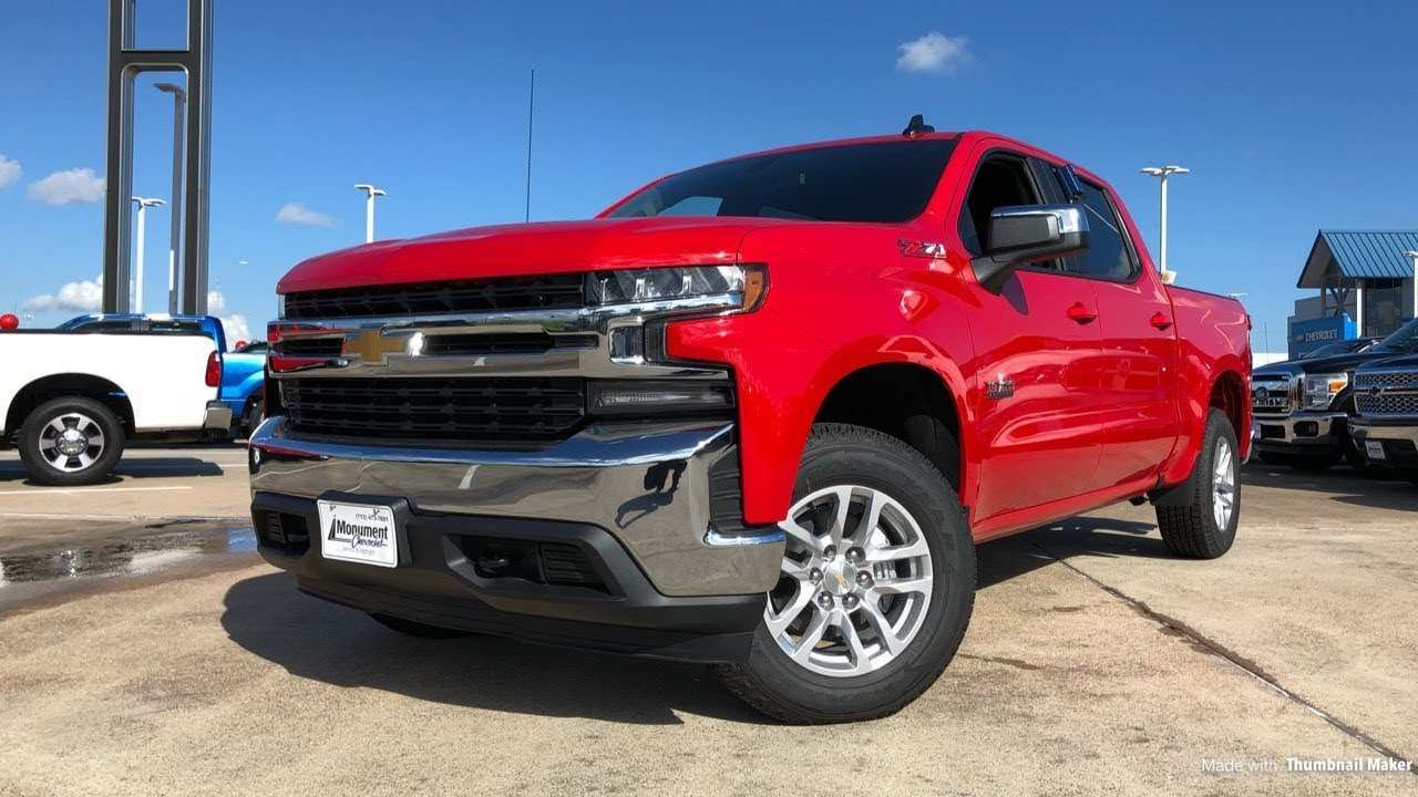 91 New 2019 Chevrolet Silverado 1500 Review New Model And Performance