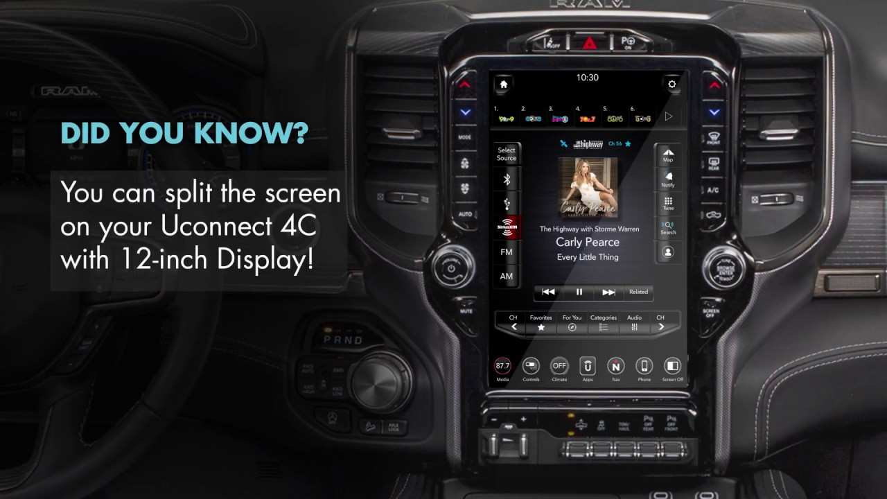 91 New 2019 Dodge Touch Screen Spesification