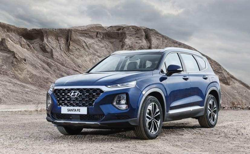 91 New 2019 Hyundai Santa Fe Launch Model