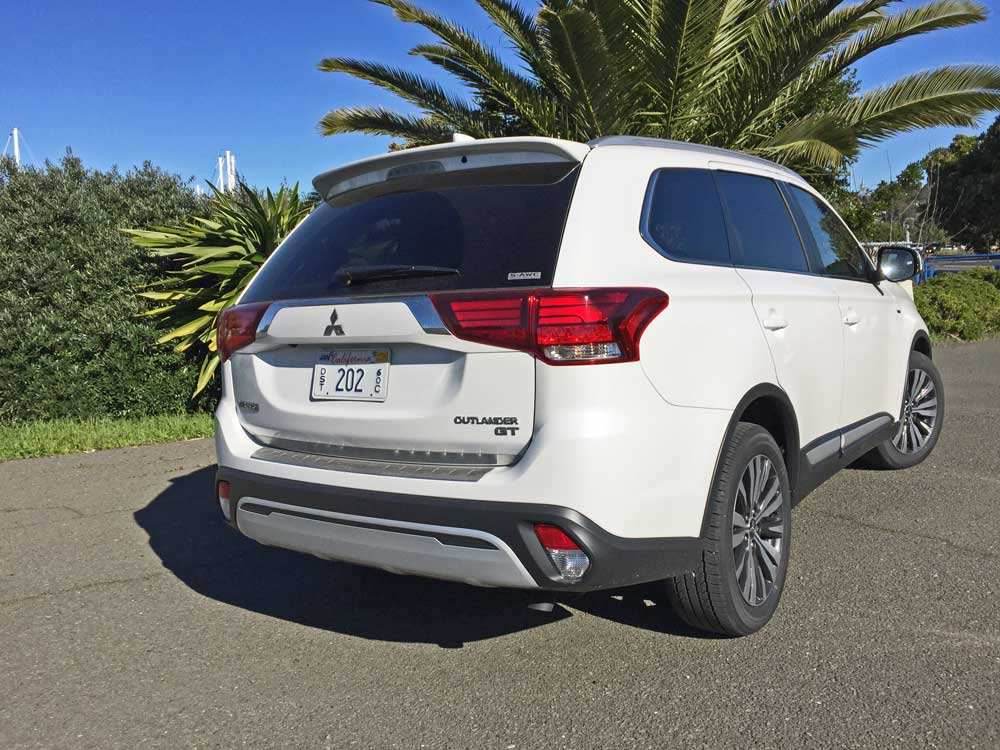 91 New 2019 Mitsubishi Outlander Gt Specs And Review