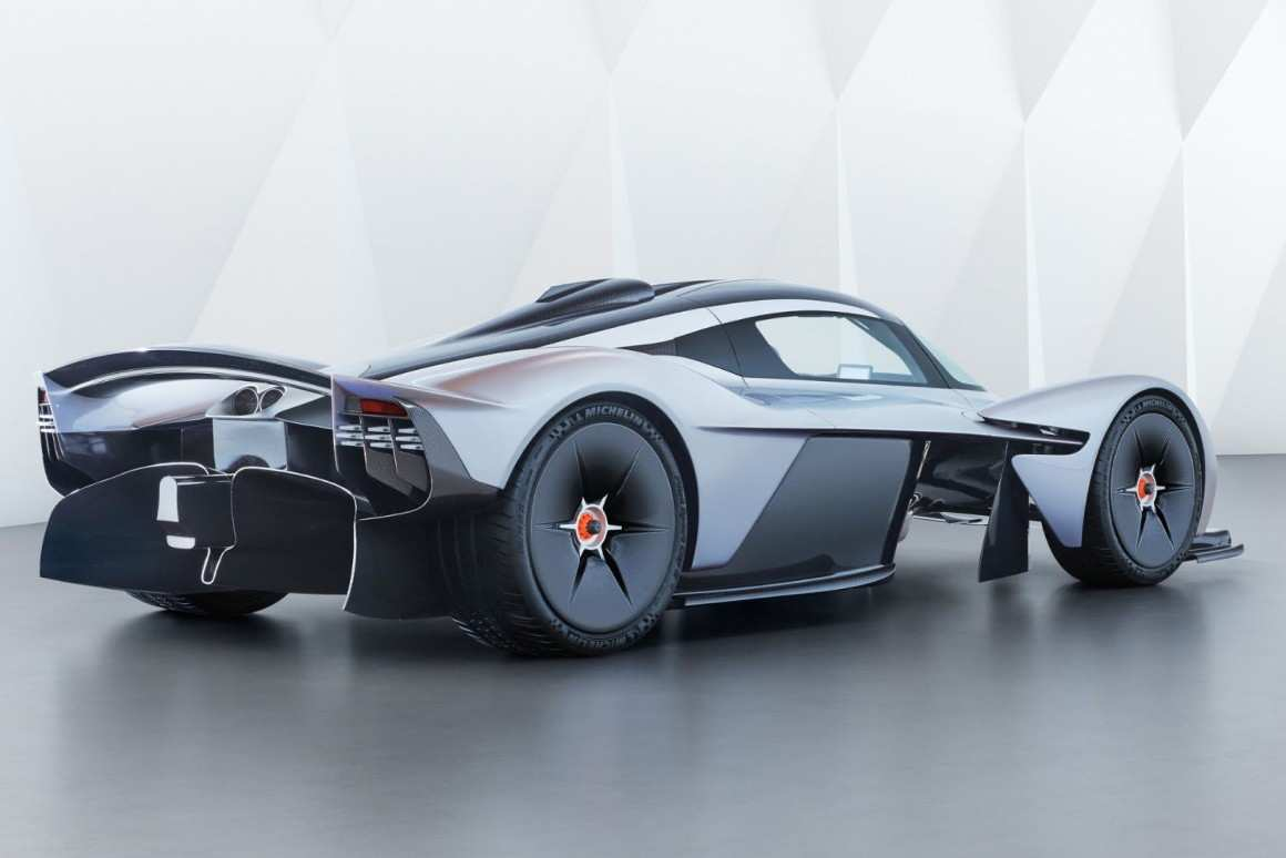 91 New 2020 Aston Martin Valkyrie New Model and Performance