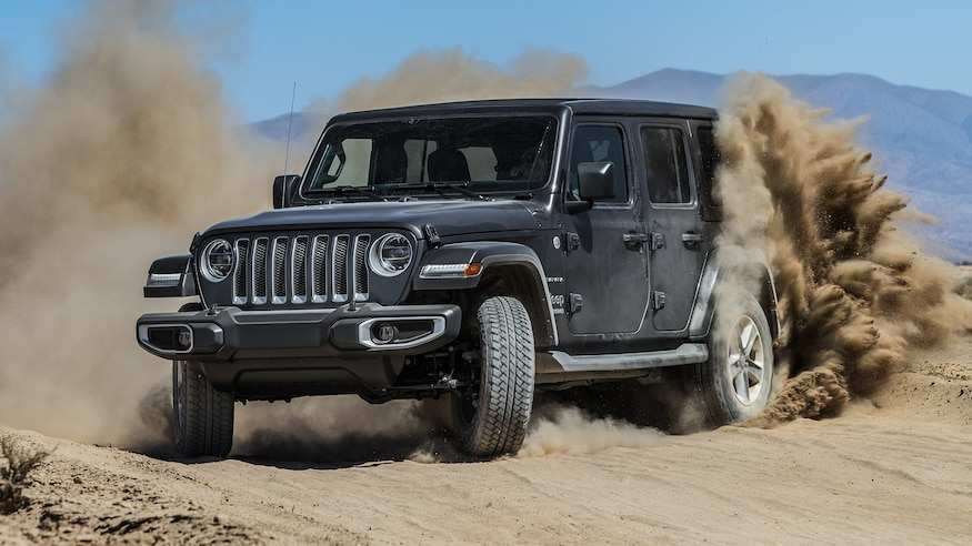 91 New 2020 Jeep Hybrid Style