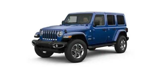 91 The 2019 Jeep Exterior Colors Images